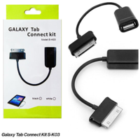 USB CABLE Adapter Connection Kit For Samsung Galaxy Tab