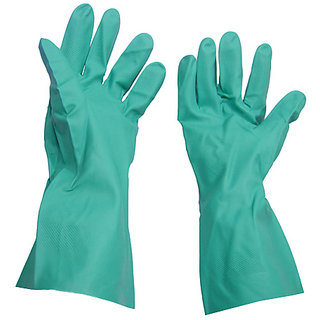 HOUSEHOLD HAND GLOVES WASHING CLEANING WASHROOM KITCHEN GLOVES