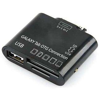 Usb Otg Camera Connection Kit For Samsung Galaxy Tab10.1, 8.9 & 7.0 P7500 P7300