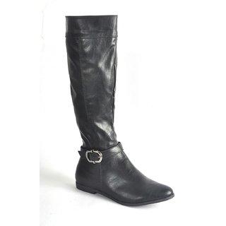 Steps Women's Black Boots