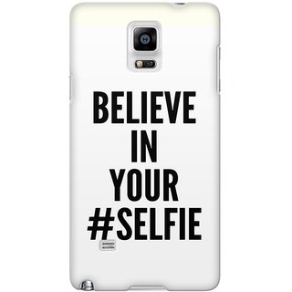 promo code a8455 c43c6 Samsung Galaxy S5 Back Cover, Believe In Your Selfie Mobile Cover For  Samsung Galaxy S5 -By Design Lab, Designer Printed Samsung Galaxy S5 Back  Cover, ...