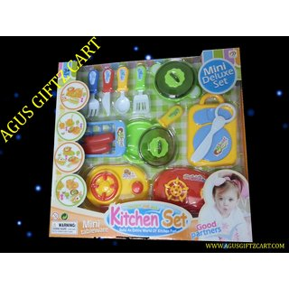 Kids Kitchen Set Prices In India Shopclues Online Shopping Store