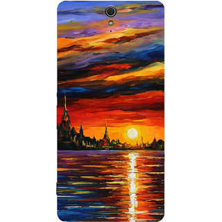 Aart Designer Luxurious Back Covers For Sony Xperia C5 Ultra