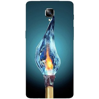 Aart Designer Luxurious Back Covers For OnePlus 3
