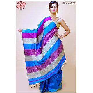 Designer Handloom Silk Saree