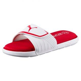 942d1cad003 Buy Puma Men S Starcat Sfoam Red   White Flip Flop Online   ₹2999 from  ShopClues