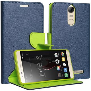 Mobimon Luxury Mercury Magnetic Lock Diary Wallet Style Flip Cover Case for Samsung Galaxy J7(6) (new 2016) / J7-6