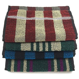 Cozier Home Blended Set of 05 Face Towels