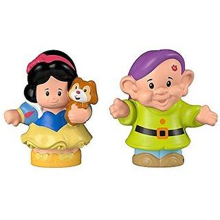 Fisher-Price Disney Princess Snow White & Dopey Figures