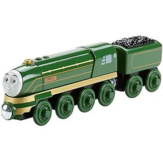 Fisher Price Thomas The Train Wooden Railway Streamlined Emily