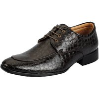 Fausto Men Brown Lace-Up Formal Shoes - 114769027
