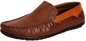 Fausto Women's Brown Loafers