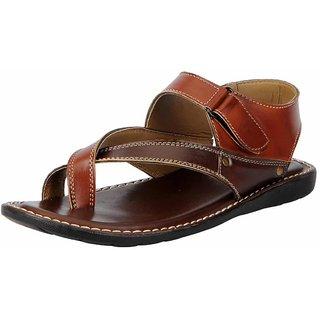 be97a7bd3c0 Buy Fausto Brown Men S Sandals Online - Get 5% Off