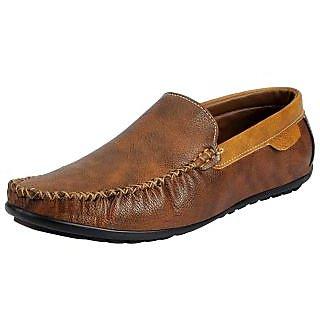 Fausto Women's Brown Sneakers