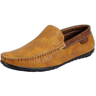 12de8643bf9 Buy Fausto Men Tan Lace-Up Casual Shoes Online - Get 5% Off