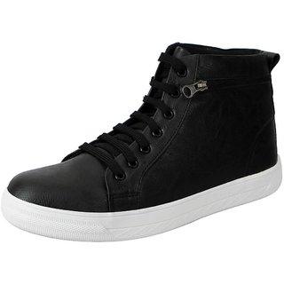 Fausto Women's Black Sneakers