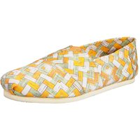 Fausto Men Yellow Lace-Up Casual Shoes