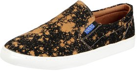 Fausto Women's Brown Smart Casuals Shoes