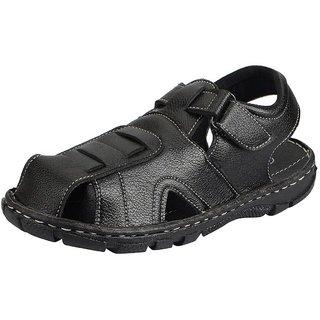 Fausto Black Men'S Sandals