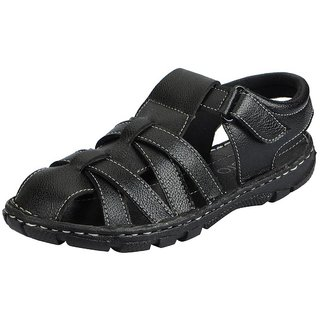 Fausto Black Men'S Sandals