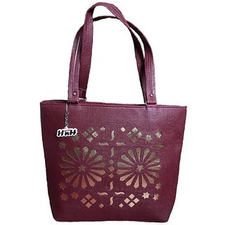 Ashika Aone BrownShoulder Bag