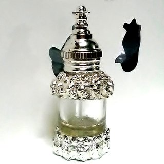 Digignable Small Scent Bottle of 5ml Made of Metal and Glass