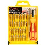 (Pack Of 2) Original Jackly Multipurpose 32- In -1 Magnetic Screwdriver Kit