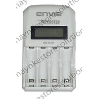ENVIE Speedster ECR11 LCD High Speed Autocut Charger Battery AA AAA Ni-MH Ni-Cd