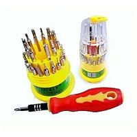 100 % Original Jackly 31 Piece Magnetic Tool Screwdriver Kit (Sourced From China) Gurantee Of Authenticity
