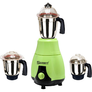 Sunmeet 1000 Watts MG16-440 3 Jars Mixer Grinder Direct Factory Outlet