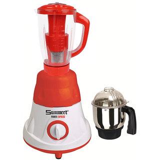 Sunmeet 600 Watts Mixer Juicer Grinder with 2 Jar (1 Juicer Jar and 1 Chuntey Jar) Direct Factory Outlet Save On Retailer margin.