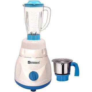 Sunmeet 600 Watts Mixer Juicer Grinder with 2 Jar (1 Juicer Jar without filter and 1 Chuntey Jar) Direct Factory Outlet Save On Retailer margin.