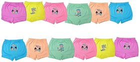 SHORTS PACK OF 12