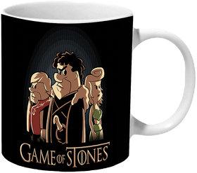 Mooch Wale Game Of Stones Ceramic Mug