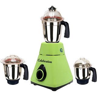 Celebration 1000 Watts MG16-167 3 Jars Mixer Grinder Direct Factory Outlet