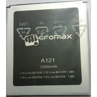 Micromax A121 Mobile Battery