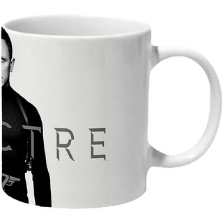 Mooch Wale Daniel Craig Spectre James Bond 007 Ceramic Mug