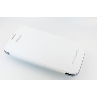 Samsung Galaxy Note2 Generic Flip Cover White