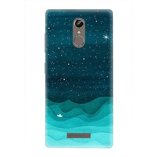 Gionee S6s Printed Cover By CareFone