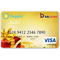 Zaggle Kuber Card(Rs 5000)