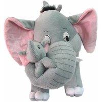 AVS Elephant With Baby (26 CM)