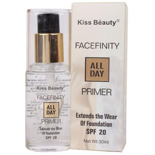 Kiss Beauty Facefinity All Day Primer