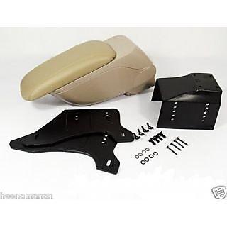 Car Arm Hand Rest Beige Consol For Maruti WAGONR