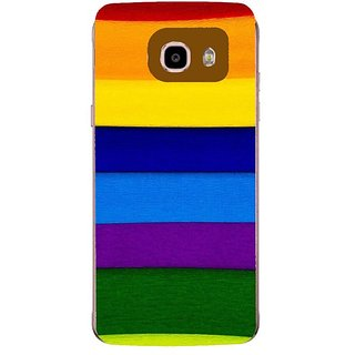 Fuson Designer Phone Back Case Cover Samsung Galaxy J5 (6) 2016 ( A Colourful Life )