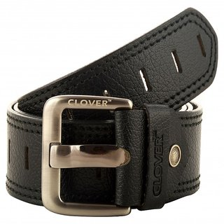 Clover Mens Leather Belt