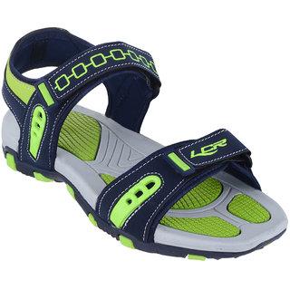 083333d4a78e Buy Lancer Men s Multicolor Velcro Sandals Online   ₹499 from ShopClues