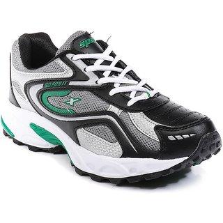 3ba00437cdac Buy Sparx Men s Black Running Shoes Online   ₹1449 from ShopClues