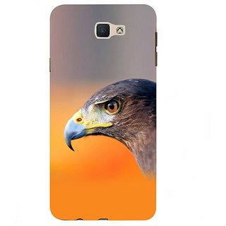 Fuson Designer Phone Back Case Cover Samsung Galaxy J7 Prime (2016) ( The Eagle Looking Ahead )