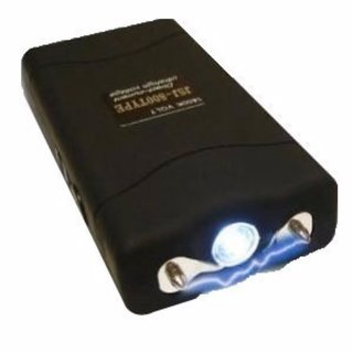 55 million volt Rechargeable Cigarette Box Stun Gun self defense women safety electric shock