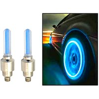Spare Rack Tyre LED Flash Light / Wheel light for all (Universal) bike and car
